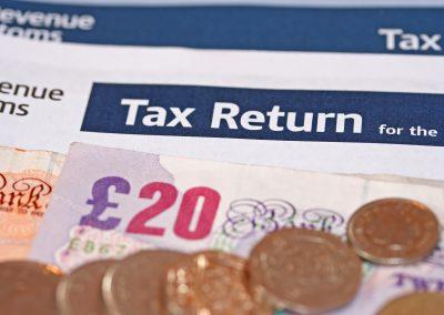 uk tax return